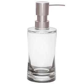 image-Havendale Soap Dispenser Ebern Designs Finish: Clear