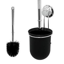 image-Candl Wall Mounted Toilet Brush and Holder Spiderloc
