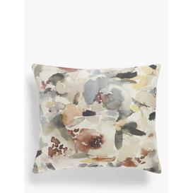 image-John Lewis & Partners Amaryllis Velvet Cushion