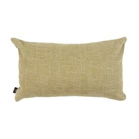 image-Rafal Lumbar Cushion with filling Yorkshire Fabric Shop Colour: Green