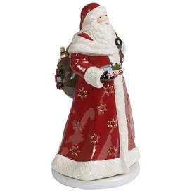 image-Christmas Toys Santa Musical Figurine Villeroy & Boch