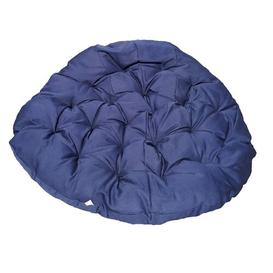 image-Cushion Symple Stuff Colour: Navy blue
