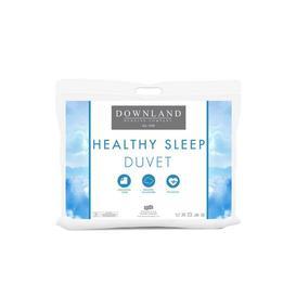 image-Downland Healthy Sleep 15 Tog Duvet