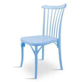 image-Loesch Garden Chair Brambly Cottage Colour: Light Blue