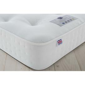 image-Tufted Ortho Pocket Sprung 1400 Mattress Rest Assured Size: Small Double (4')