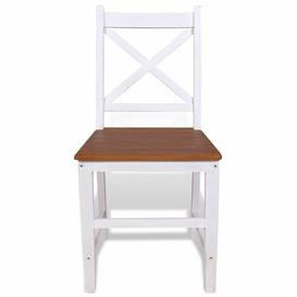 image-Penryn Solid Wood Dining Chair August Grove
