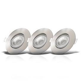 image-Zarmig 3.5'' LED Recessed Lighting Kit