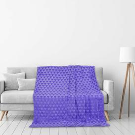 image-Brionna Blanket Isabelline Size: W220 x L240cm