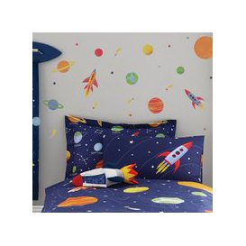 image-Space Wall Stickers MultiColoured