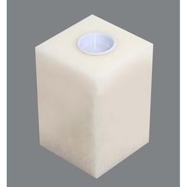 image-Tealight Holder Symple Stuff Size: 10cm H x 10cm W x 15cm D