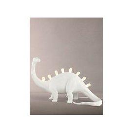 image-Seletti Brontosaurus Table Lamp, White