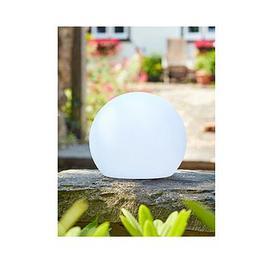 image-Smart Solar 21Cm Lunieries Oval Colour Changing Solar Light