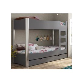image-Mathy by Bols Fusion Bunk Bed - Mathy Linnen