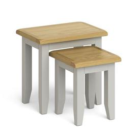 image-Edge Hill 3 Piece Nest of Tables August Grove