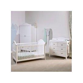 image-East Coast Toulouse 3 Piece Nursery Furniture Set