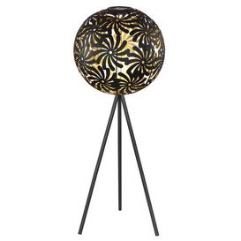 image-Gakona Solar Powered LED Outdoor Table Lamp Sol 72 Outdoor Colour: Black