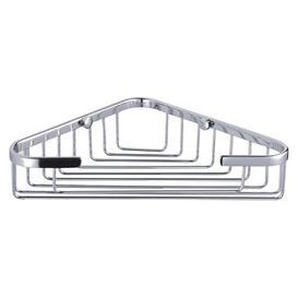 image-Brookston Corner Shower Caddy Symple Stuff Size: 5cm H x 25cm W x  15cm D