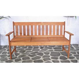 image-Mistico Wooden Bench Sol 72 Outdoor