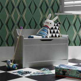 image-Lola Toy Box Toy Storage Organiser in Silk Grey