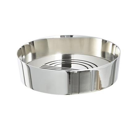 image-5A Fifth Avenue Chrome Plated Soap Dish Silver