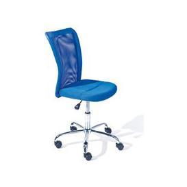 image-Bonnie Blue Colour Children Office Chair