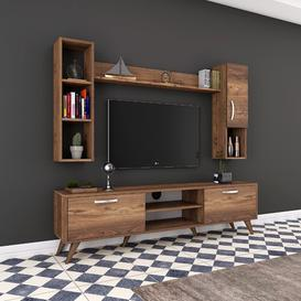 "image-Naoise Entertainment Unit for TVs up to 55"" Brayden Studio"