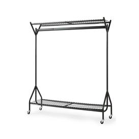 image-Heavy Duty 4ft x 5ft Clothes Rail