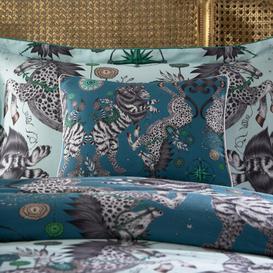 image-Caspian Pillowcase Emma J Shipley for Clarke & Clarke
