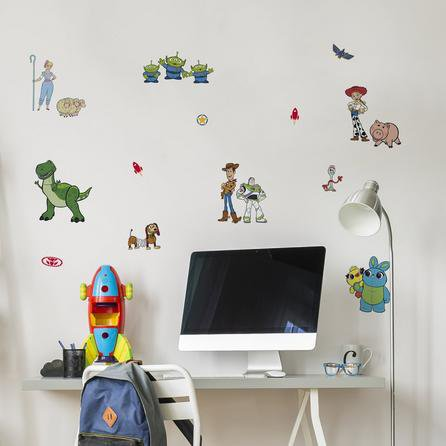 image-Disney Toy Story Wall Stickers MultiColoured