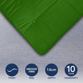 image-Mito Futon Mattress Apple (Green)