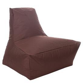 image-In / Out Slammer Bean Bag Chair Brayden Studio Colour: Brown