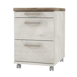 image-Lauria 3 Drawer Filing Cabinet Brambly Cottage