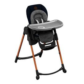 image-Minla High Chair Maxi-Cosi Home Equipment Finish: Blue/Grey