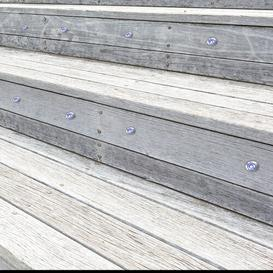 image-1 Light LED Deck Step and Rail Light (Set of 10) Symple Stuff Shade Finish: Blue