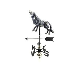 image-Chalfant Wolf Weathervane Astoria Grand