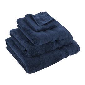 image-A by AMARA - Pima Towel - Navy - Bath Towel