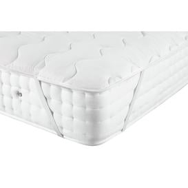 image-Argos Home Supersoft Mattress Topper - Double