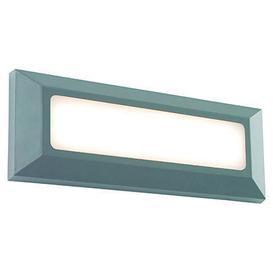 image-Severus landscape 3W LED direct guide light in grey marine grade - ip65 - ik08 - 3000k - 180lm - 85961.