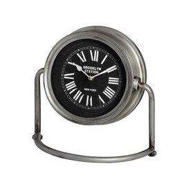 image-Hill Brooklyn Mantel Clock