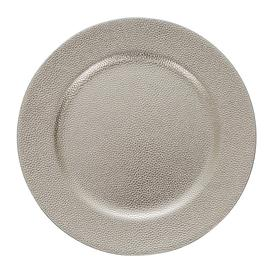 image-A by AMARA Christmas - Decorative Leather Plate - Gold