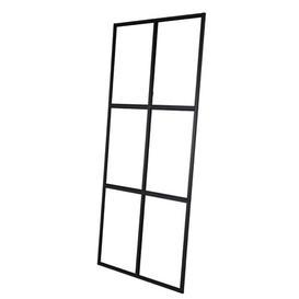 "image-Haydon 6 Panel Room Divider Williston Forge Size: 210\"" H x 90\"" W x 2\"" D"