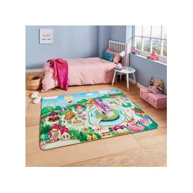 image-Princess Playground Rug MultiColoured