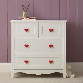 image-Princess 4 Drawer Chest The Children's Furniture Company