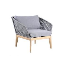 image-LG Outdoor Belize Lounge Chair and Cushions