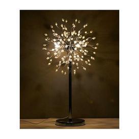 image-Manfredi Glamour LED 80 cm Table Lamp Mercury Row
