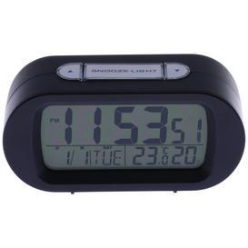 image-Constant Digital Alarm Clock - Black