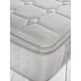 image-Sealy Activsleep Geltex 2200 Pocket Spring Pillowtop Mattress, Medium Tension, King Size