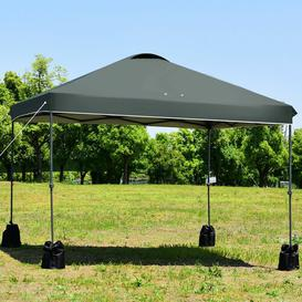 image-Sonya 3m x 3m Steel Pop-Up Gazebo Freeport Park