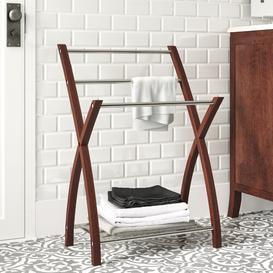 image-Beaman Free Standing Towel Rack Belfry Bathroom