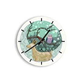 image-Silent Wall Clock EUArttor